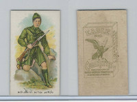 B118-0 British Am. Tobacco, Siamese Uniforms, 1915, Eagle Cigarettes (F)