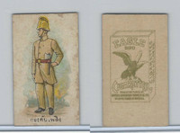 B118-0 British Am. Tobacco, Siamese Uniforms, 1915, Eagle Cigarettes (G)