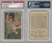 T70 ATC, Historical Events, 1910, Sinking of the Merrimac, PSA 2 Good