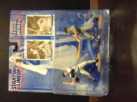 1997 Starting Lineup Baseball, Doubles, Mickey Mantle, Roger Maris, 69050