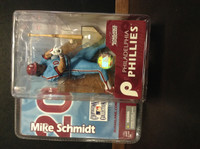 2005 McFarlane, Cooperstown Collection, Series 2, Mike Scmidt, Phillies,  72373