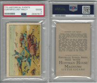 T70 ATC, Historical Events, 1910, Custer's Last Rally, PSA 2 Good