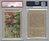 T70 ATC, Historical Events, 1910, First Shot at Lexington, PSA 2 Good
