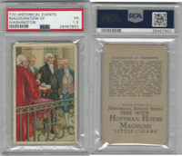 T70 ATC, Historical Events, 1910, Inauguration of Washington, PSA 1.5 FR