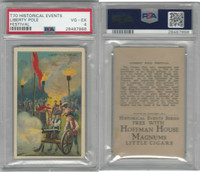 T70 ATC, Historical Events, 1910, Liberty Pole Festival, PSA 4 VGEX