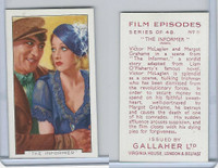 G12-84 Gallaher, Film Episodes, 1936, #11 The Informer, V McLaglen, M Grahame