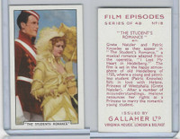 G12-84 Gallaher, Film Episodes, 1936, #18 Students Romance, Natzler, Knowles
