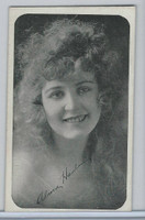 W Card, Kromo Gravure Silent Movie Stars, 1920, Alma Hanlon