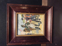 H606 J&P Coats, Uniform Army United States, 1890's, 1799-802 In Frame
