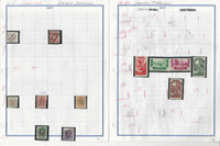 Spanish Morocco Stamp Collection 1903-1953 on 13 Pages