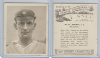 H46-54 Hill Tobacco, Famous Cricketers, 1925, #28 J.A. Newman, Hampshire