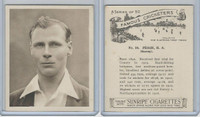H46-54 Hill Tobacco, Famous Cricketers, 1925, #34 H.A. Peach, Surrey