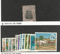 Rhodesia, Postage Stamp, #127, 223-234 Used, 1913, 1966