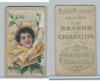 T400-7 American Tobacco Company, Flower Girls, 1910, (2)