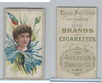 T400-7 American Tobacco Company, Flower Girls, 1910, (4)