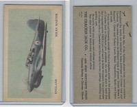 E151 Cracker Jack, Fighting Planes, 1940's, Miles Master, England