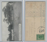 E257 Hershey's, Views Of Hershey Town, 1910, Athletic Field, Baseball