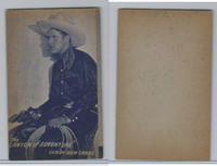 E282 Oh Boy Gum, Movie Stars & Scenes, 1920's, Canyon Adv., Ken Maynard