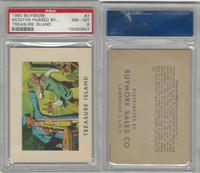 1960 Buymore W527, Treasure Island, #3 Months Passed By, PSA 8 NMMT