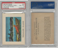 1960 Buymore W527, Treasure Island, #39 To My Horror I Then, PSA 8 NMMT