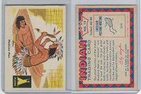 1959 Fleer, Indian Trading, #15 Medicine Man