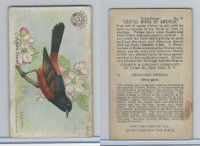 J7, Church & Dwight, Useful Birds America 3rd Ser., 1922, #13 Orchard Oriole