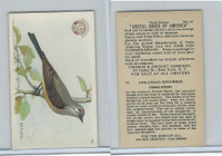 J7, Church & Dwight, Useful Birds America 3rd Ser., 1922, #16 Arkansas Kingbird