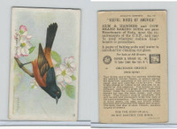 J9-4, Church & Dwight, Useful Birds America 8th Ser., 1925, #12 Orchard Oriole