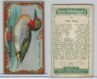 C14 Imperial Tobacco, Game Bird Series, 1910, #20 Green Winged Teal