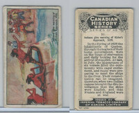 C5 Imperial Tobacco, Canadian History, 1926, #10 Kirke's Approach