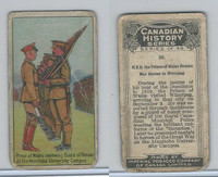 C5 Imperial Tobacco, Canadian History, 1926, #29 Prince of Wales