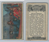 C5 Imperial Tobacco, Canadian History, 1926, #31 Wolfe Landing Party