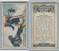 C5 Imperial Tobacco, Canadian History, 1926, #37 American Invasion