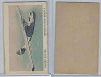 D87 Blank Back, Warplanes Of The World, 1940's, Consolidated XPB2Y1, USA