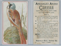 K9 Arbuckle Coffee, General Subjects, 1890, #58 Bird