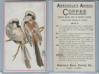 K9 Arbuckle Coffee, General Subjects, 1890, #63 Birds