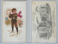 K9 Arbuckle Coffee, General Subjects, 1890, #77 A Match For Two Or More