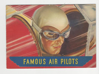 F277-4b, H.J. Heinz, Famous Aviator  2nd Series, 1937, Album Unused