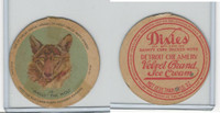 F1 Dixie Cup, Circus Series, 1930, #19 Wally The Wolf