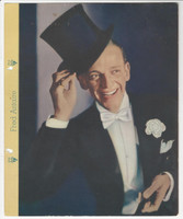 F5-1 Dixie Cup, Premium, 1935, Movie Stars, Fred Astaire