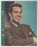 F5-3 Dixie Cup, Premium, 1937, Movie Stars, Fred MacMurray
