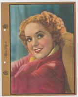F5-4 Dixie Cup, Premium, 1938, Movie Stars, Alice Faye