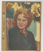 F5-4 Dixie Cup, Premium, 1938, Movie Stars, June Lang