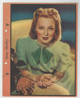 F5-5 Dixie Cup, Premium, 1939, Movie Stars, Anne Shirley