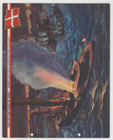 F6-4 Dixie Cup, Premium, 1944, United Nations At War, Denmark