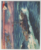F6-4 Dixie Cup, Premium, 1944, United Nations At War, Philippines