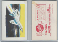 F223-1 Joe Lowe Corp, Sicle Airplanes, 1959, #15 No. America F107A