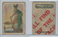 FC9-3 Kellogg's, General Interest - Sports History, 1945, #12 Skiing