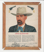 F273-47 Kellogg, Men Of The West, 1963, John Slaughter