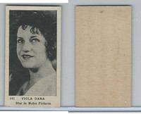 W Cards, Movie Stars, (Like Strollers), 1920's, #145 Viola Dana